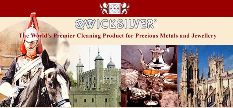 Qwicksilver Precious Metals & Jewellery Cleaning Product